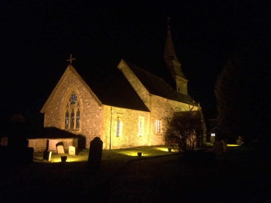 20151220 Hannington Church Carol Service